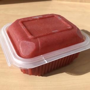 Coulis fraise