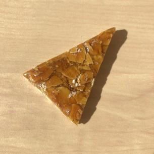 Triangle de nougatine