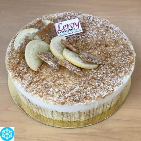 Citromiel (gâteau glacé citron - miel...