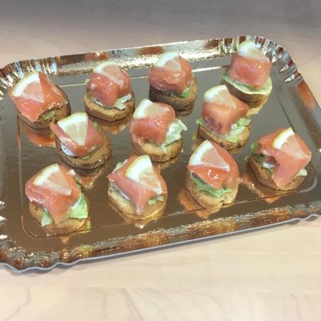 Tranche grillée saumon