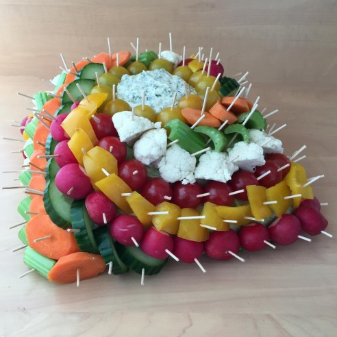 Pyramide de légume